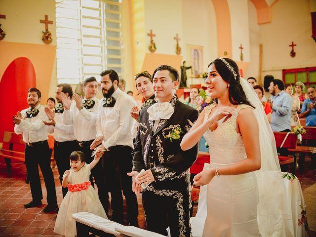 La boda de Cesar y Aurora en Chiapa de Corzo, Chiapas 60
