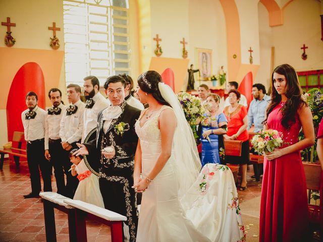 La boda de Cesar y Aurora en Chiapa de Corzo, Chiapas 61