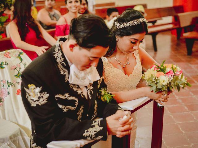 La boda de Cesar y Aurora en Chiapa de Corzo, Chiapas 62
