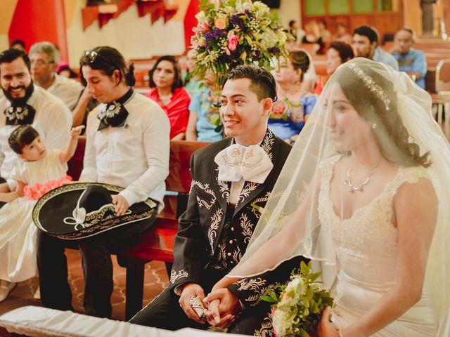 La boda de Cesar y Aurora en Chiapa de Corzo, Chiapas 63