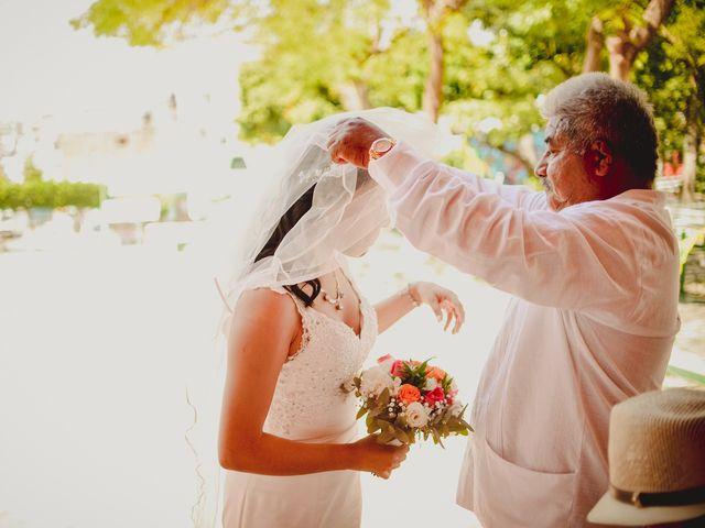 La boda de Cesar y Aurora en Chiapa de Corzo, Chiapas 68