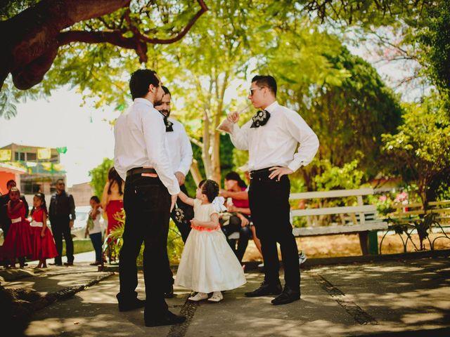 La boda de Cesar y Aurora en Chiapa de Corzo, Chiapas 70