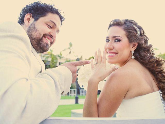 La boda de Denisse y Rodrigo