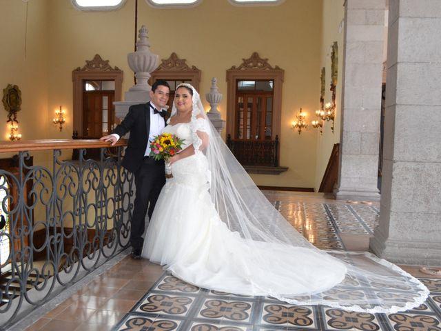 La boda de Tania y Joel