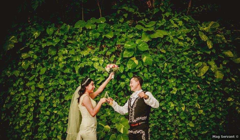 La boda de Cesar y Aurora en Chiapa de Corzo, Chiapas
