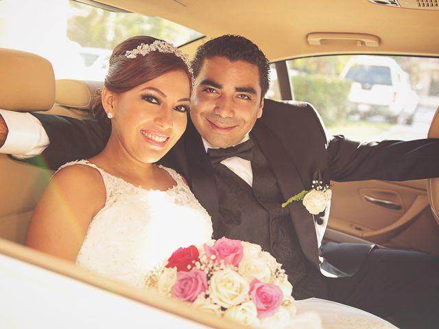 La boda de Wendy y Daniel