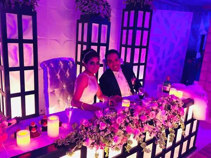 La boda de Karina y Christian