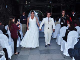 La boda de Lilia y Miguel