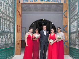 La boda de Itzel y Adan 3