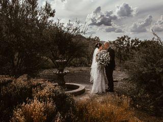 La boda de Faby y Victor