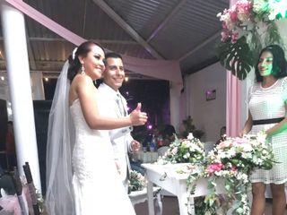 La boda de Ana karen y Jonathan  2
