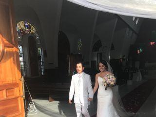 La boda de Ana karen y Jonathan  3