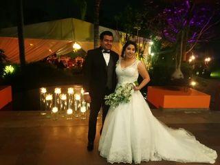 La boda de Mayra y Luis 3