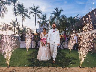 La boda de Viri y Matt