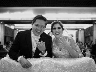 La boda de Marcela y Juan Manuel