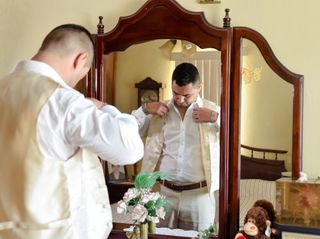 La boda de Luz y Christian 2