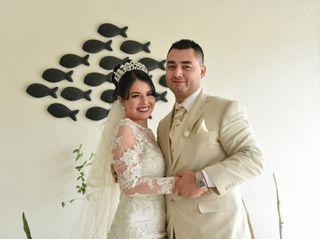 La boda de Luz y Christian