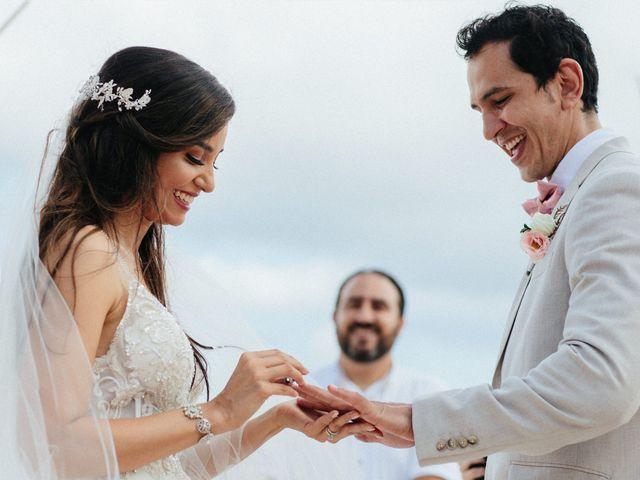 La boda de Paola y Rogelio