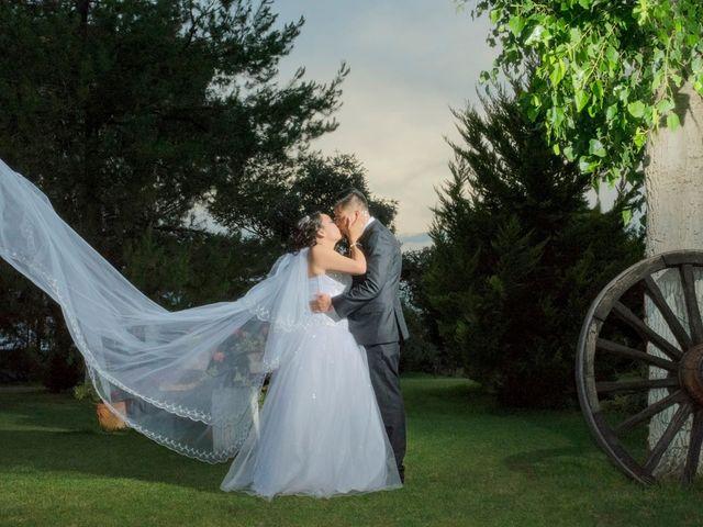 La boda de Itzel y Adan