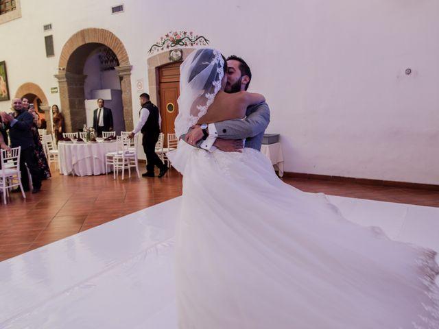La boda de Héctor y Alejandra en Aguascalientes, Aguascalientes 5