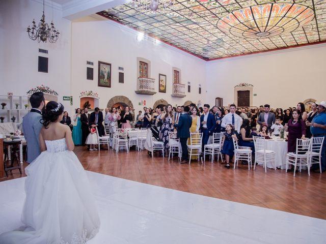 La boda de Héctor y Alejandra en Aguascalientes, Aguascalientes 6