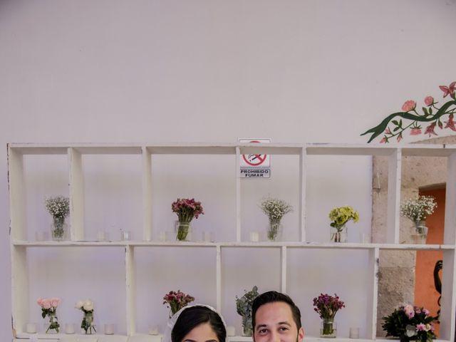 La boda de Héctor y Alejandra en Aguascalientes, Aguascalientes 7