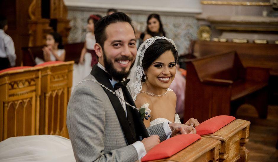 La boda de Héctor y Alejandra en Aguascalientes, Aguascalientes