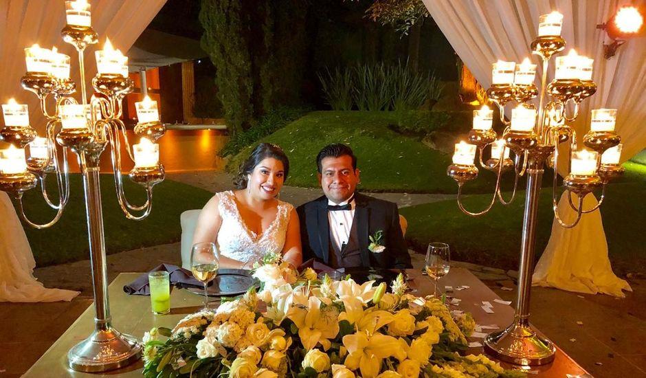 La boda de Luis y Mayra en Zapopan, Jalisco