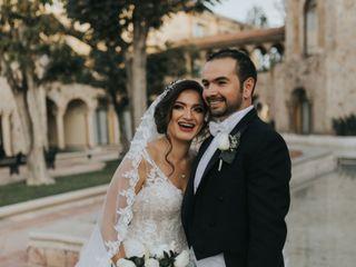 La boda de Fer y Lalo