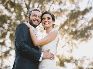 La boda de Karen y Antonio