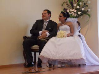 La boda de Lizeth y Abidan 1