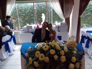 La boda de Lizeth y Abidan 2