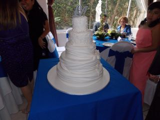 La boda de Lizeth y Abidan 3