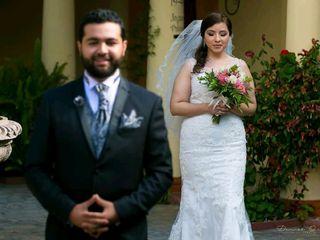 La boda de Tania  y Orlando 1
