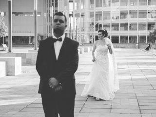 La boda de Érika y Marko 2