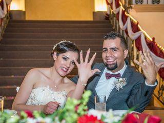 La boda de Érika y Marko