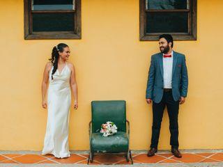 La boda de Karen y Yasir