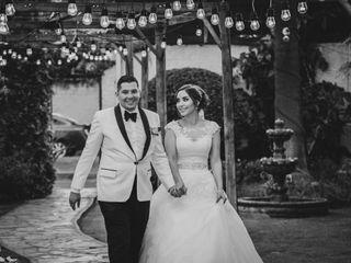 La boda de Alegradra y Miguel Ángel 1
