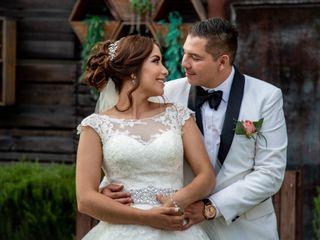 La boda de Alegradra y Miguel Ángel 2