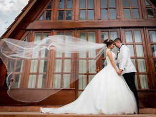 La boda de Alegradra y Miguel Ángel