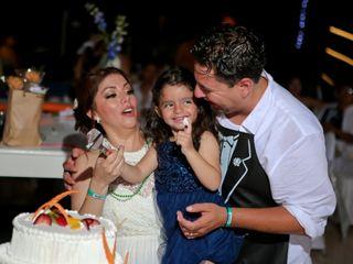 La boda de Nury y Juan Carlos