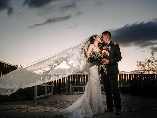 La boda de Fernanda y Erick