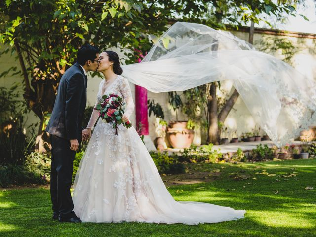 La boda de Esli y Carlos