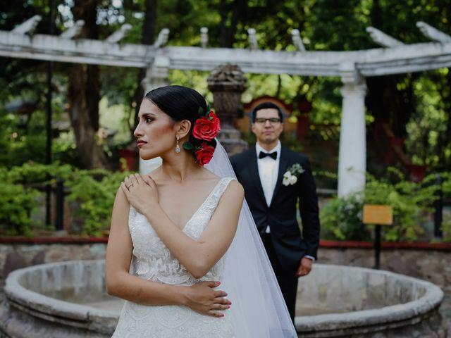 La boda de Marissa y Abdon