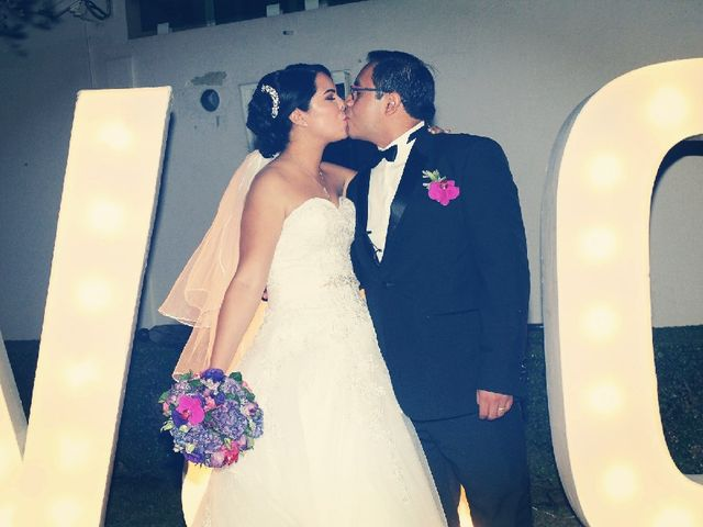 La boda de Valeria  y Oswaldo