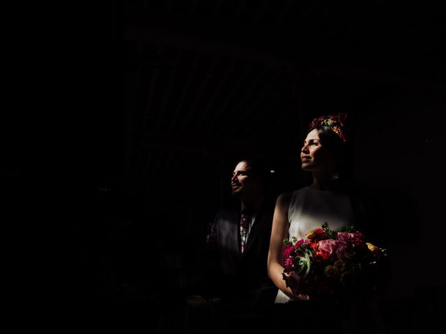 La boda de Rafael y Alejandra en Santiago, Nuevo León 25