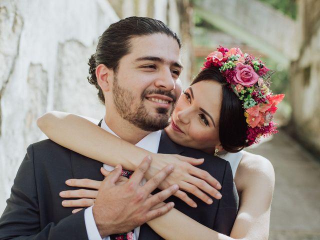 La boda de Alejandra y Rafael