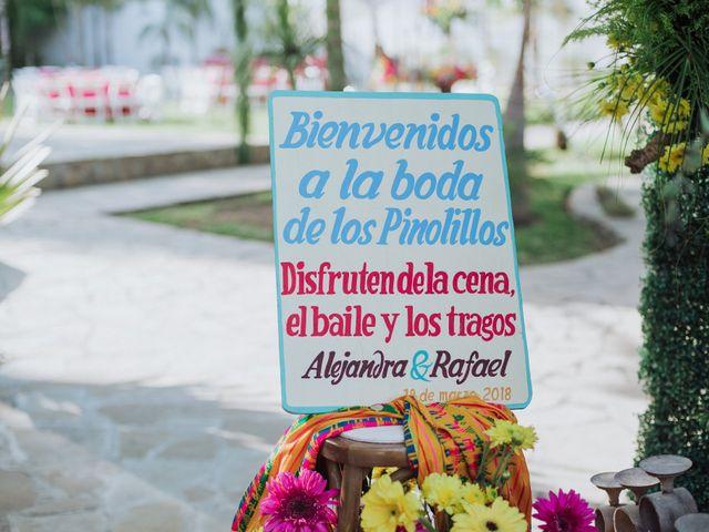 La boda de Rafael y Alejandra en Santiago, Nuevo León 28