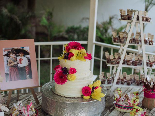 La boda de Rafael y Alejandra en Santiago, Nuevo León 32