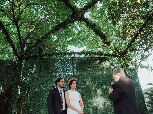 La boda de Rafael y Alejandra en Santiago, Nuevo León 33